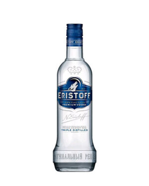 Eristoff Triple Distilled Vodka