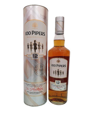 100 Pipers 12 Years