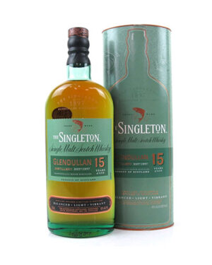Singleton Of Glendullan 15 Years