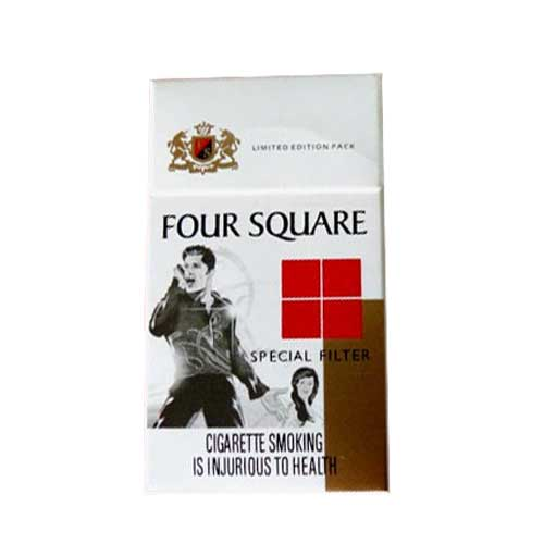 Four Square Cigarette