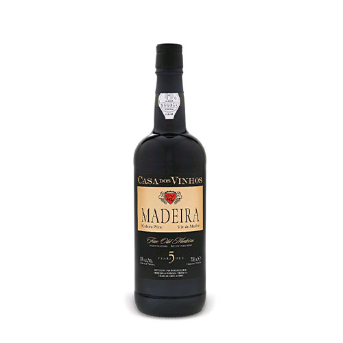 Madeira Red Wine