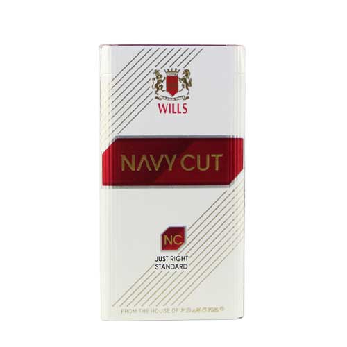 Wills Navy Cut
