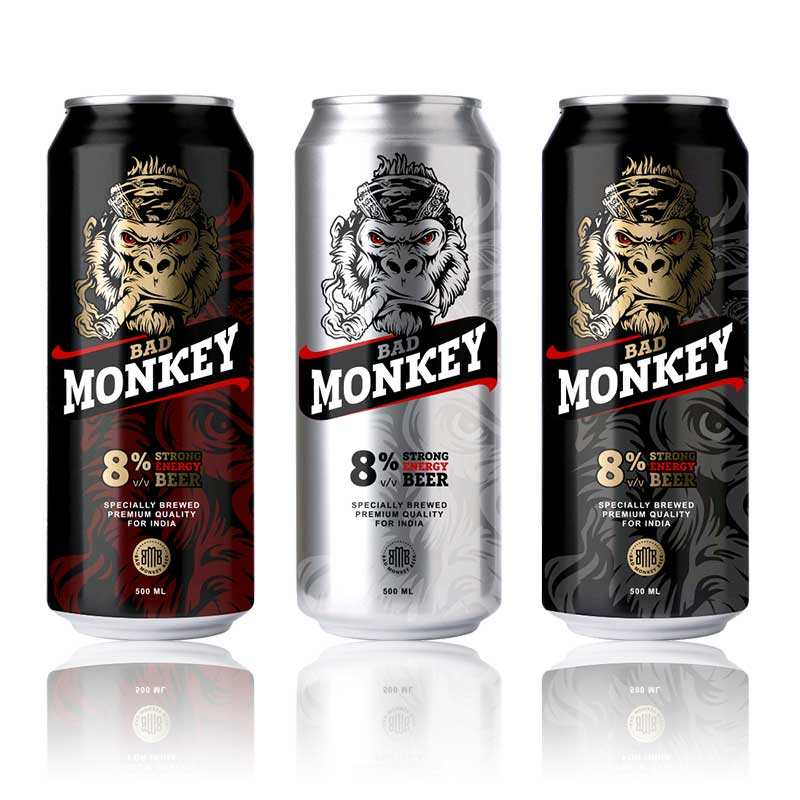 Bad monkey beer